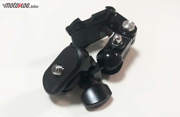 GoPro ヘルメット ボールマウント